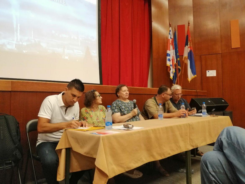 """Одговорни Сурдуличани изнели језиве чињенице о загађењу Кнауфа и """"очитали"""" лекцију челницима локалне самоуправе"""